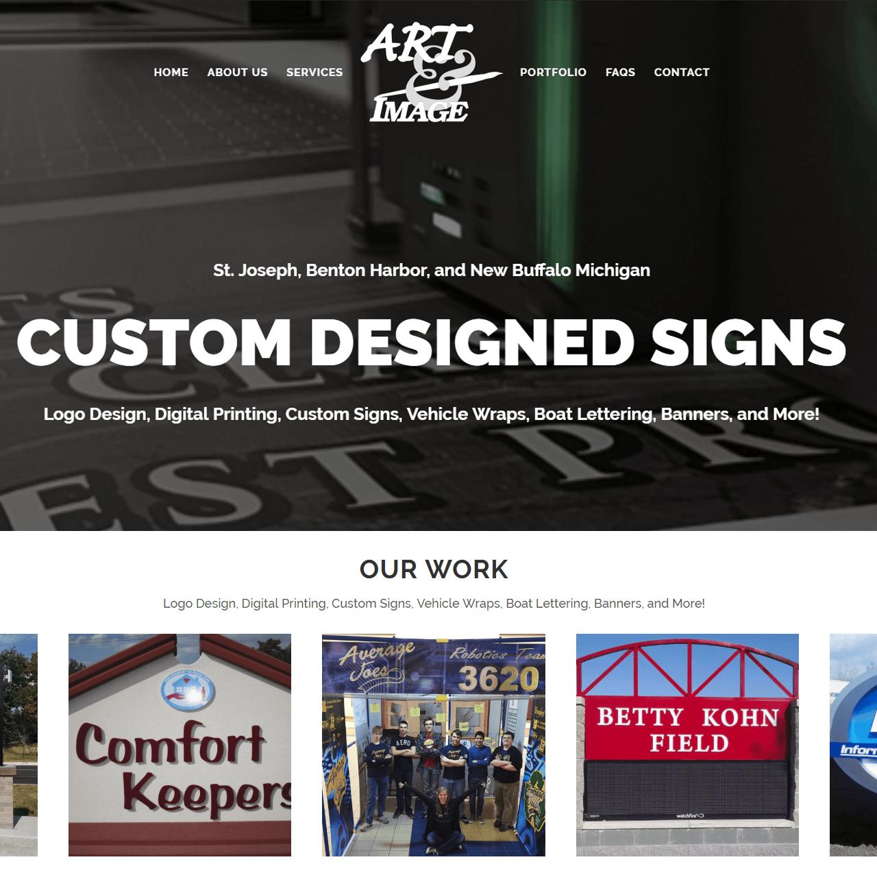 Megamad Website Design Marketing: Website Design & Development